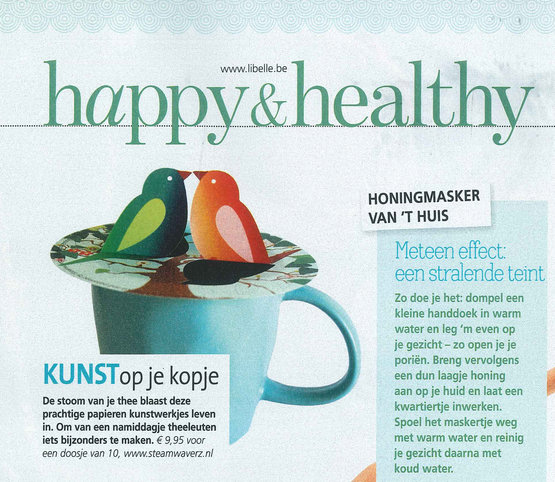 Magazine Libelle Belgium