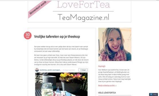 blog TeaMagazine