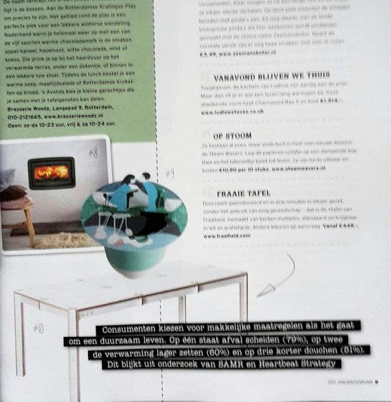 Dutch Magazine: Buitenleven 01-2017