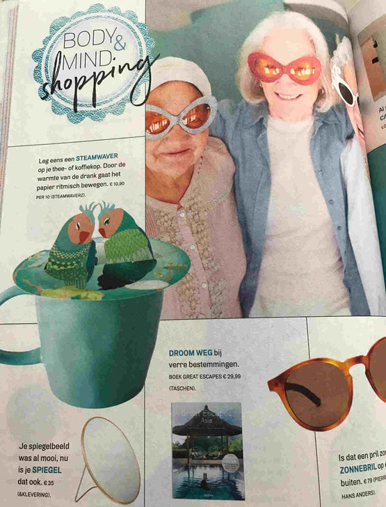 Margriet Dutch Lifestyle magazine 04-2017