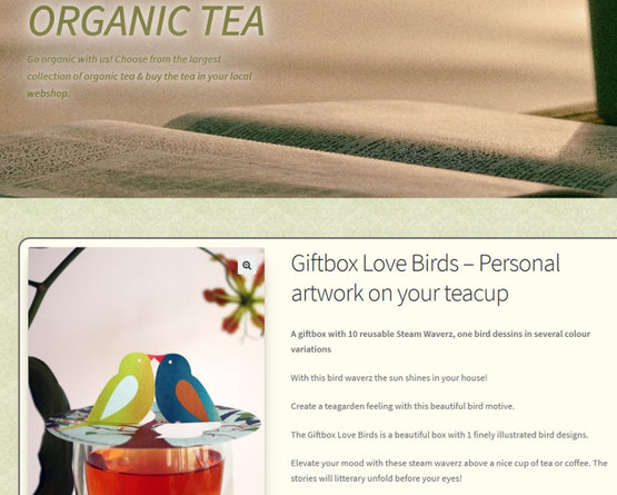 Organic Tea 11-2018