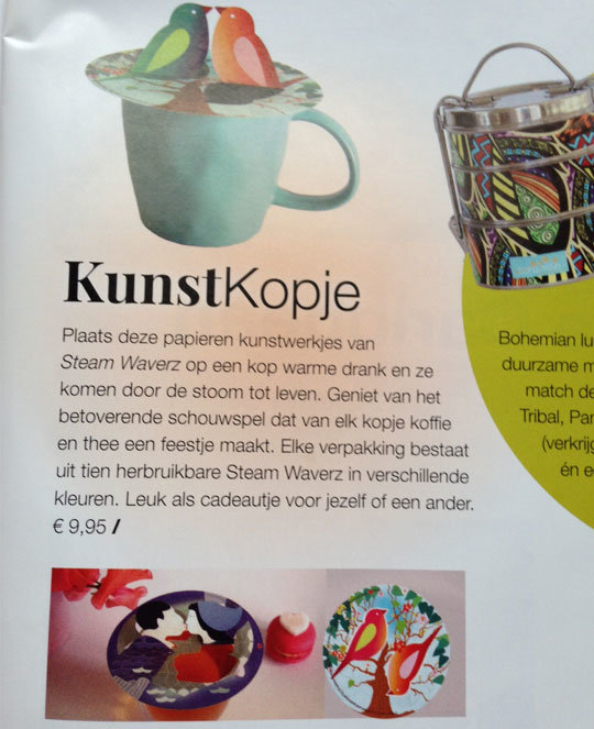 Glans Magazine; Dutch Magazine