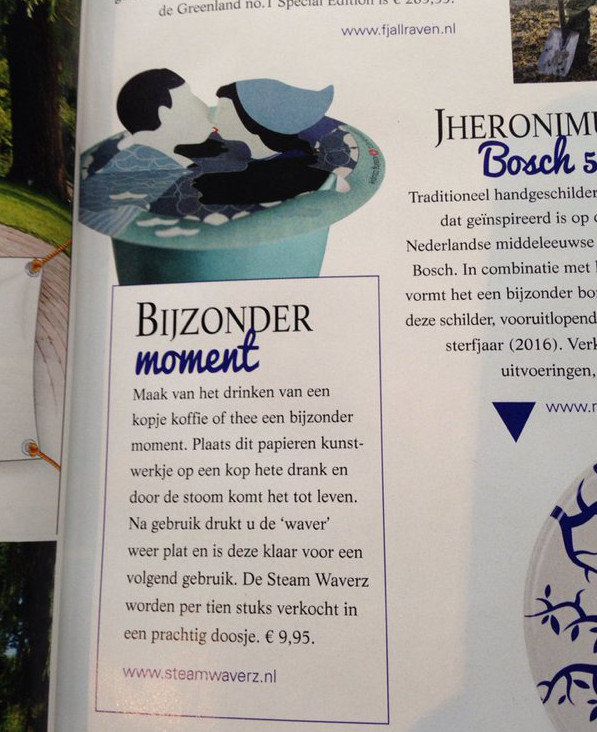Dutch Magazine Landleven