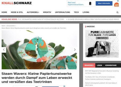 Lifestyle Blog: KnallSchwarz 01-17