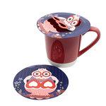 Steam Waverz Owl Teabird
