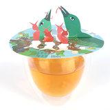 Steam Waverz Teabirds Nest green