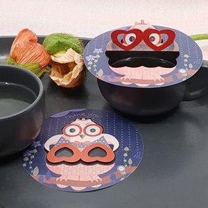 Owl Tea Steam Waverz