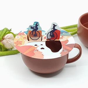Steam Waverz fietsers